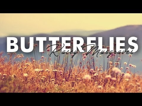 Kacey Musgraves - Butterflies (Lyrics)