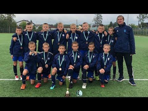 FC Levadia N.M. Vs. BFC Daugavpils | Maardu Cup 2019 U-10