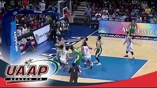 uaap 78 nu vs dlsu game highlights