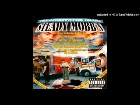 Steady Mobb'n - West 2 South (Ft. Master P, Kane & Abel, Fiend, C-Murder, Silkk, Mac & C-Loc) HQ