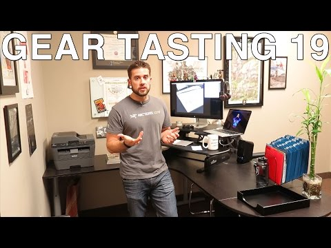 Gear Tasting 19: Covert Button Up and Using Productivity Tools to Get Things Done