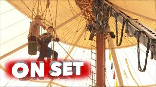 The Walk: Behind The Scenes Exclusive Featurette