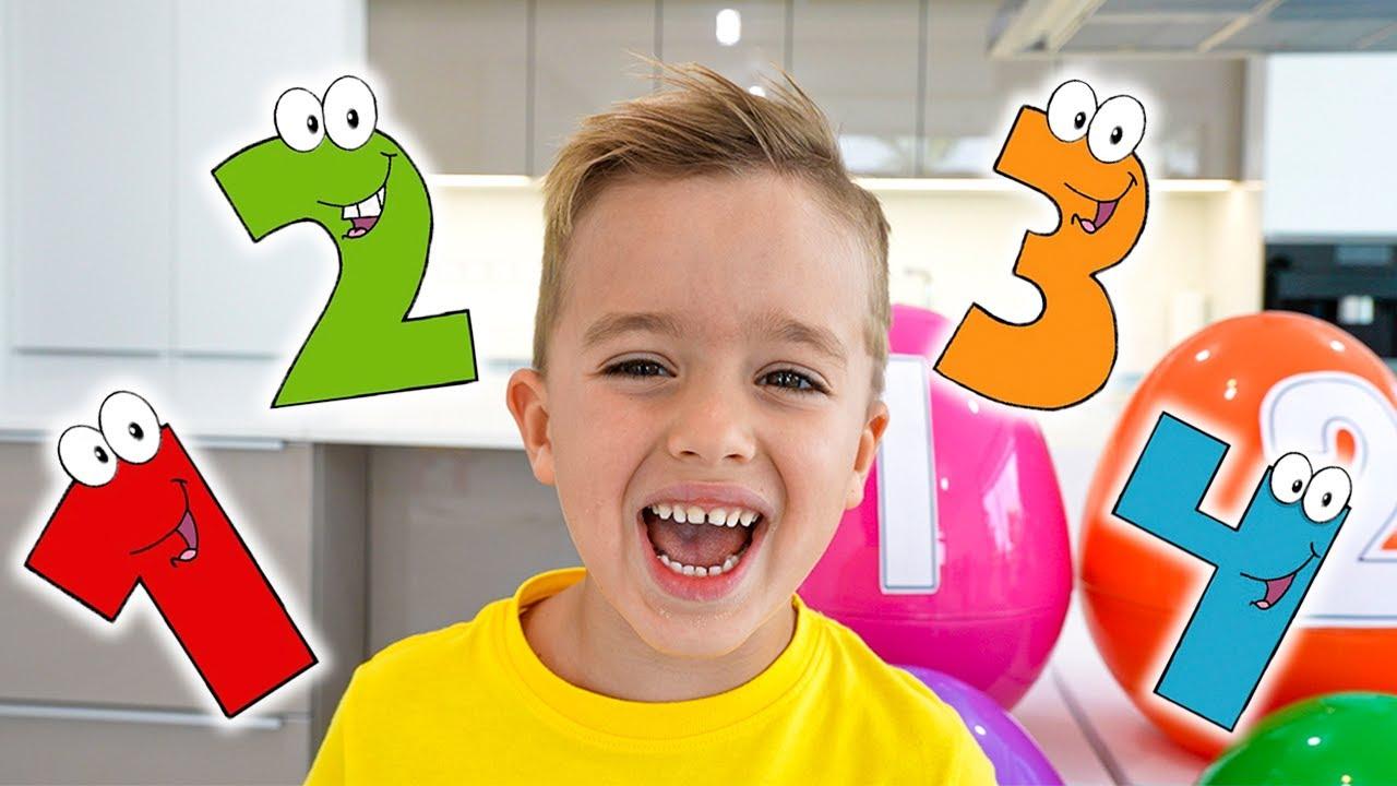 블라드와 니키 비디오 - 아이들을위한 장난감 함께 재미있는 이야기
