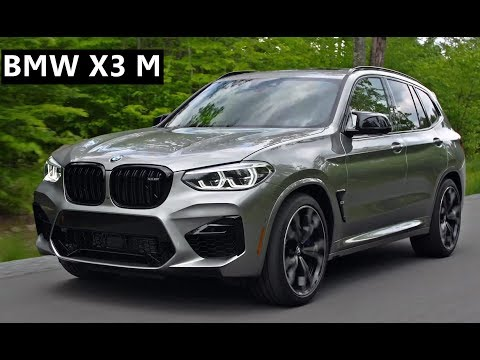 BMW X3 M (2020) - Exterior, Interior, Exhaust Sound, Driving Dynamics