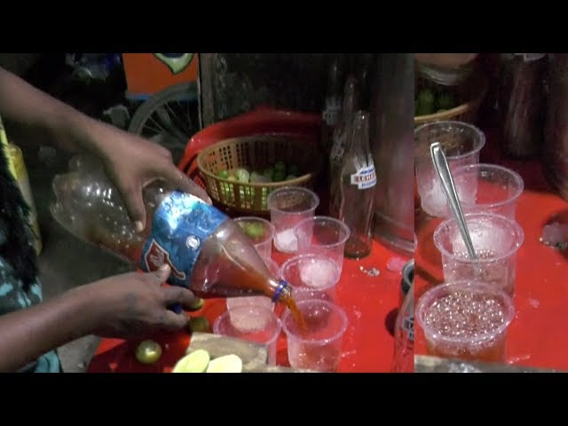 Street Food | How to Make Sugandha soda | The Best Summer drink | VijayaWada Street Food