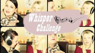 Whisper Challenge | mit Isabeau | XXL Outtakes! | November 2015 | Linda