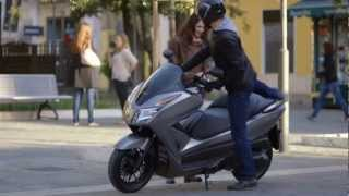 2013 Honda NSS300 Forza Official video HD