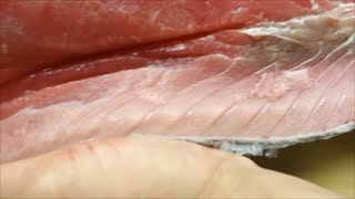 Mouth Watering Toro - How To Make Sushi Series