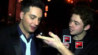 Nick Kandler talks about his photo with Austin Mahone at Chachi's 18th Bday