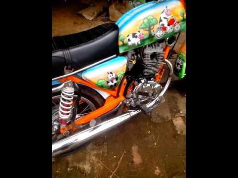 Motor cb twin