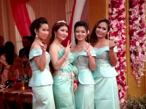Asian Event Party Cambodian Wedding Reception Tradition