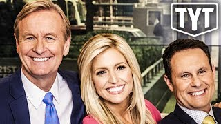 Fox And Friends In Trouble For Fake News