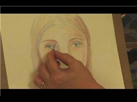 oil-pastel-techniques-:-how-to-paint-faces-with-oil-pastels