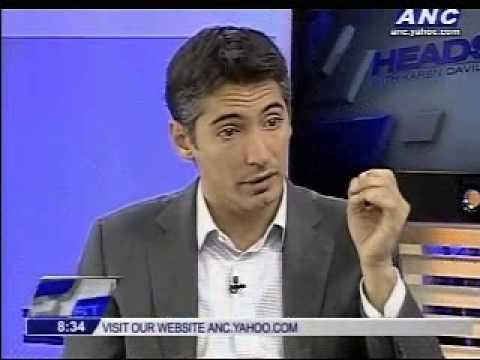 ANC Headstart Interview with Mr  Christian Gonzalez of ICTSI