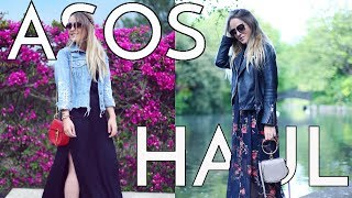 ASOS Try On HAUL! | Fleur De Force