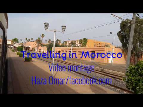 Amizmiz 2017 travelling in Morocco haza omar