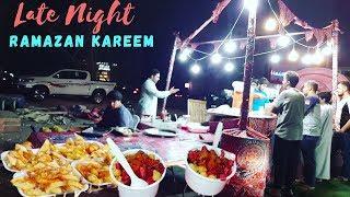Special Food Street For Ramadan   Saudi Arabia Food Street in Jeddah   Very Delicious Arabic Food