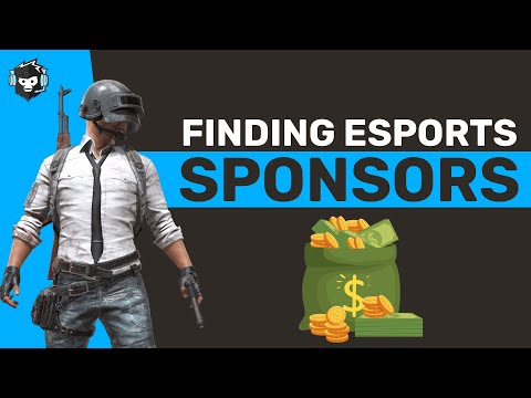 6 Steps to Finding a Sponsor for your PUBG Mobile Team in 2020