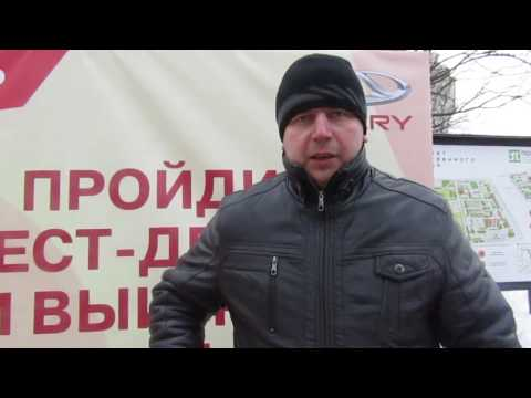 Отзыв о тест-драйве нового CHERY Tiggo 3 из Санкт-Петербурга! №02