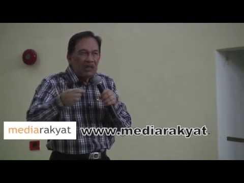 Anwar Ibrahim: Isu Israel Dan Penjelasan Anwar (Part 2/2)