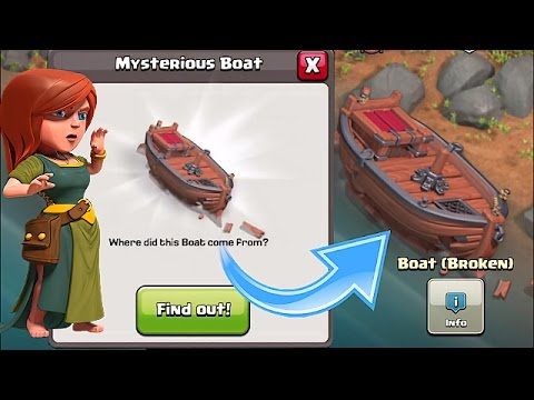 Thumbnail: Clash of Clans😀THE SHIP IS HERE😀NEW UPDATE!?!