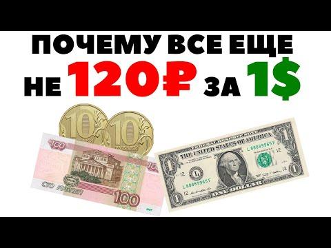 💲 120₽=1$.💲 Прогноз курса валюты на июнь 2020 в России. Какую валюту покупать в июне