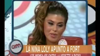 AM -  La Niña Loly Vs Virginia Gallardo (Informe)