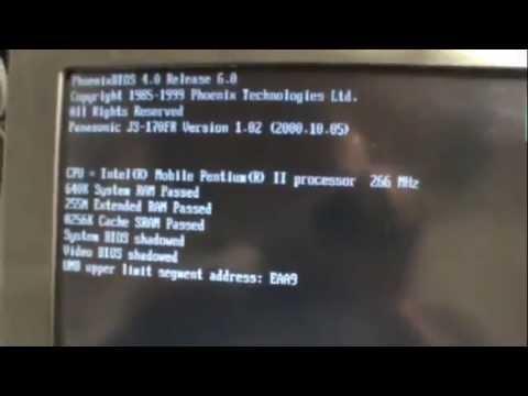 Mcdonald S Panasonic Cash Register Pos Youtube