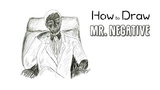 How to Draw Mr. Negative from Spider-man