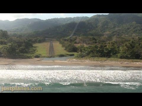 PilotCAM Into Tambor, Costa Rica