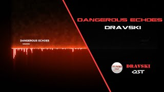 Rock Happy Background Music with Drum & Electric Guitar! Dravski - Dangerous Echoes. Visual HD!