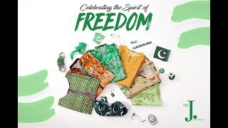 J  Junaid Jamshed Independence Collection 2017