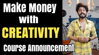 Make Money With Creativity | Realme X Giveaway