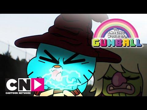 Die fantastische Welt von Gumball | Der Zauberer | Cartoon Network
