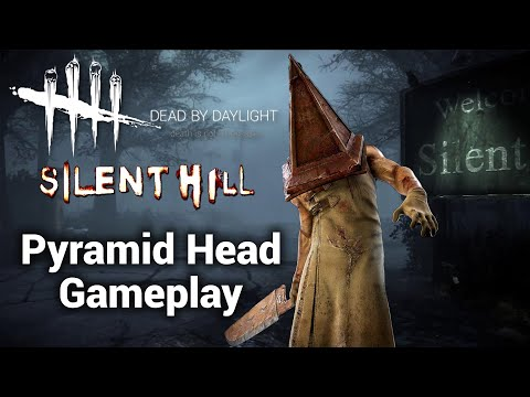 silent hill pyramid head gameplay