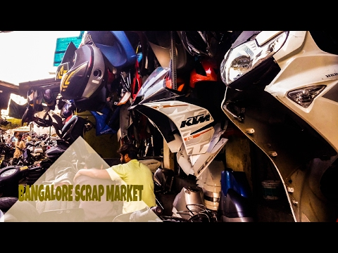Car And Bike Parts In Cheap Price | Bangalore Scrapyard | Gujri