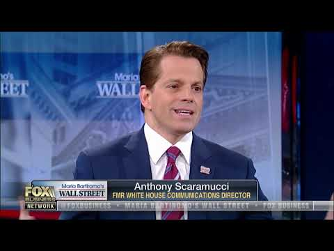 Anthony Scaramucci: The health of the US economy is very strong