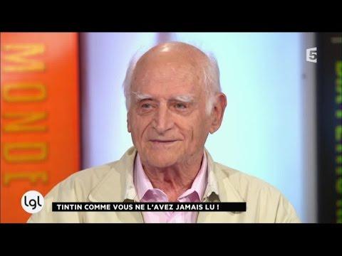 Michel Serres nous parle de «Hergé, mon ami», son nouvel ouvrage