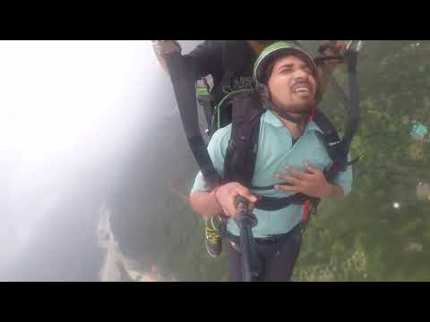 Paragliding India Funny