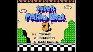 Super Mario Bros.3 - Traducido al Español - Mundo 4