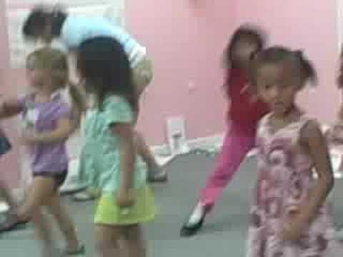 Girls Empowered Dance Summer 2008