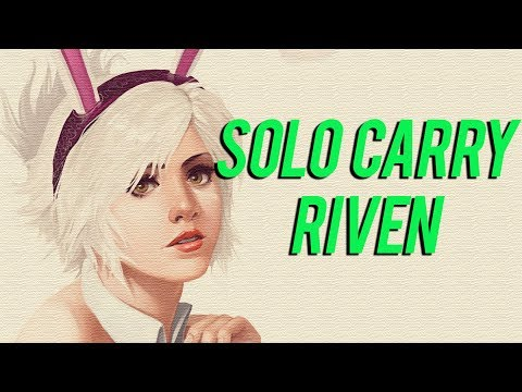 DEKAR | SOLO CARRY RIVEN | TEAM TOO HEAVY?