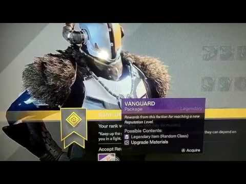 """Exotic Sword Questline """"Giving Thanks"""""""