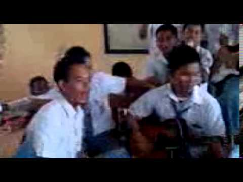 Punk rock version Smk n 1 kerumutan ( pekanbaru)