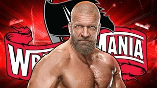 Triple H NOT At WrestleMania 36, Ticket Sales Struggling
