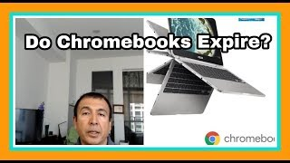 Do Chromebooks Expire? And (if so) Where to Find This Date?  | Chromebooks Tips & Tricks