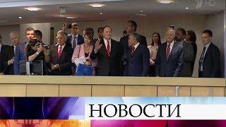 Госдума открыта к диалогу с законодателями из США, заявили в нижней палате российского парламента.