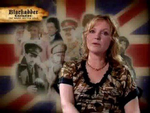 Miranda Richardson  Blackadder 2008