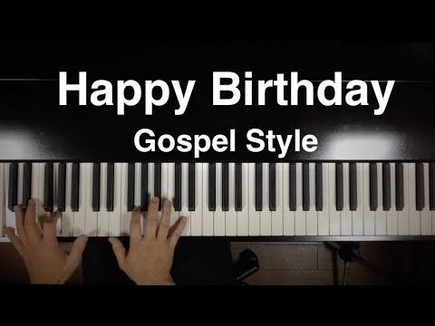 Free Sheet Music Gospel Piano