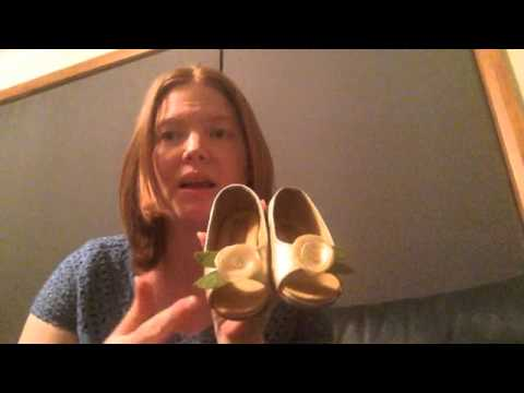 ToffeeTots.com.au Joyfolie shoes review